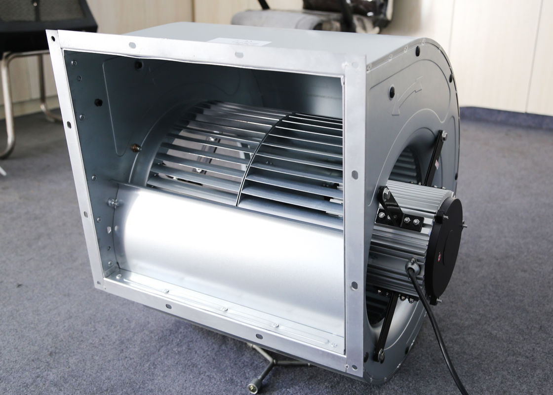 SYZ15-15-900 380V 3 Phase Double Inlet Centrifugal Blower , Volute Air Conditioning Centrifugal Fan