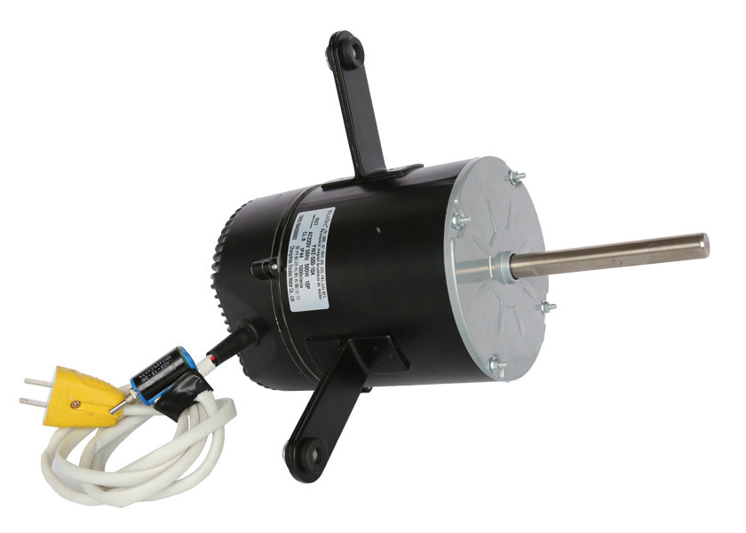 High Efficiency EC Fan Motor 220v Ac Input Brushless Motor For Centrifugal Blower