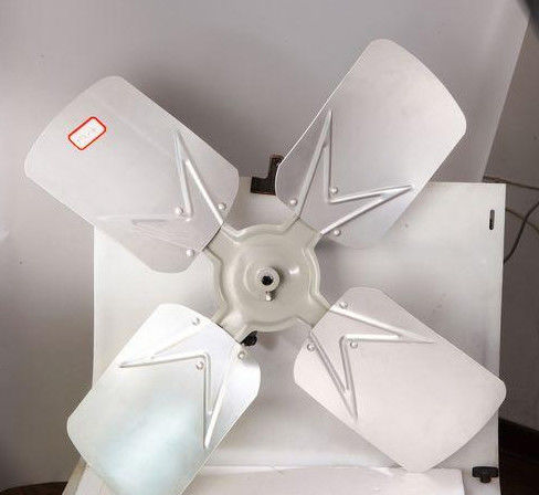 industrial axial fan blade FZF